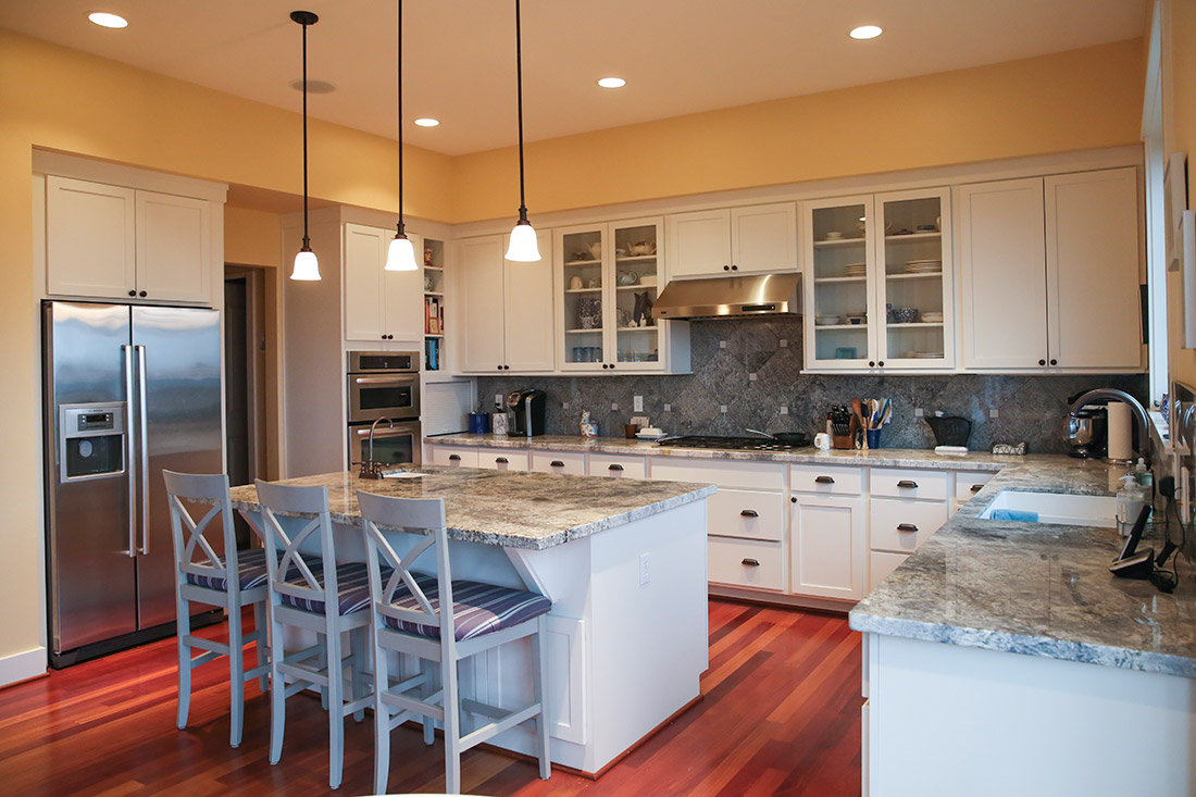 kitchen remodel, seattle, view ridge